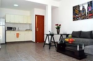 Apartments near the Mediterranean Sea, Un chambre, 003