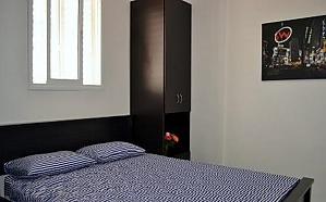 Apartments near the Mediterranean Sea, Un chambre, 001