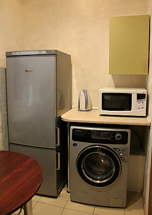 Уютная квартира в Киеве, 1-комнатная, 002