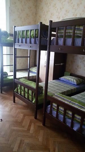 Bed in the Leosfera hostel , Studio, 003