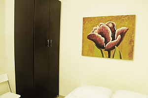 Apartment near the waterfront, Un chambre, 003