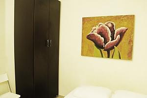 Apartment near the waterfront, Una Camera, 003