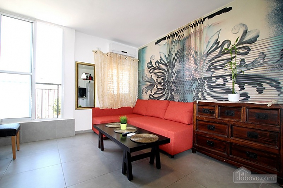 Cozy apartment with views of the Mediterranean Sea, Un chambre (55554), 013