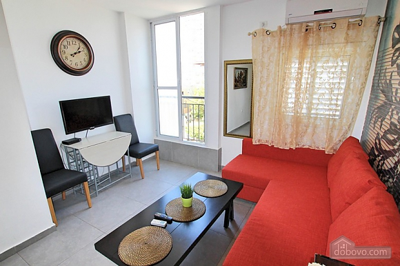 Затишна квартира з видом на Середземне море, 2-кімнатна (55554), 014