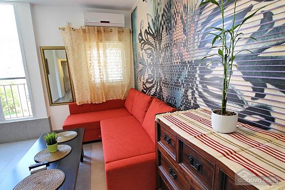 Затишна квартира з видом на Середземне море, 2-кімнатна (55554), 016