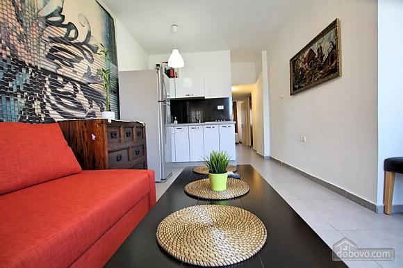 Затишна квартира з видом на Середземне море, 2-кімнатна (55554), 017