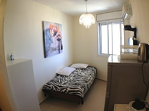 Compact apartment on the embankment of the Bat-Yam, Monolocale, 001