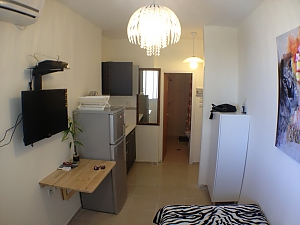 Compact apartment on the embankment of the Bat-Yam, Monolocale, 004