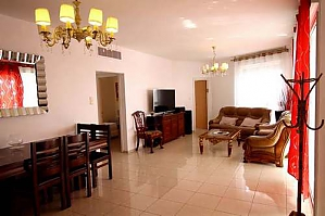 Business class apartment near the sea, Trois chambres, 002