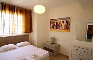 Business class apartment near the sea, Trois chambres, 001