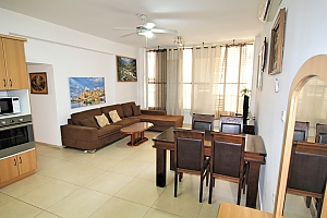 Apartment in 50 meters from the sea, Two Bedroom, 002