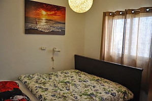 Cozy apartment on the embankment of the Bat Yam, One Bedroom, 001