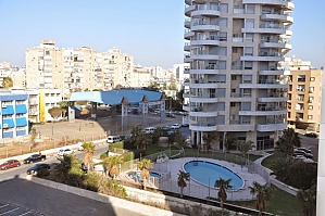 Cozy apartment on the embankment of the Bat Yam, One Bedroom, 016