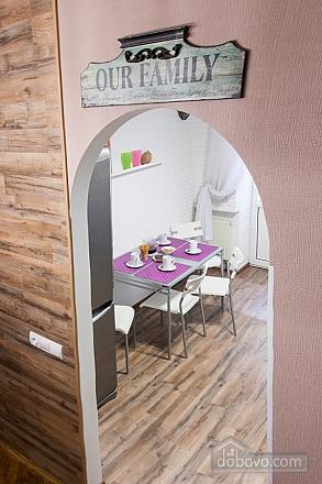 Стильна квартира з ізольованими кімнатами, 3-кімнатна (22691), 017