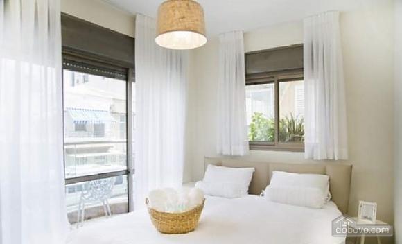 Elite apartment in Tel Aviv, Two Bedroom (65770), 001