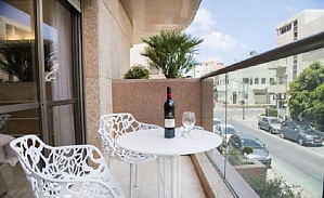 Elite apartment in Tel Aviv, Dreizimmerwohnung, 009