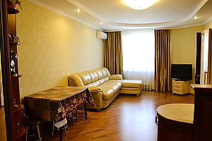 Luxury apartment with a view of the center, One Bedroom, 003
