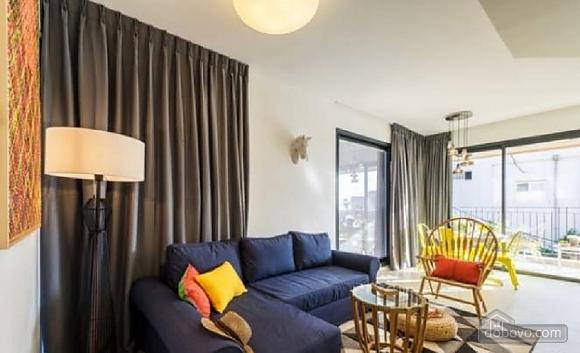 Bright apartment in Tel Aviv, Due Camere (51001), 003