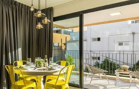 Bright apartment in Tel Aviv, Due Camere (51001), 001