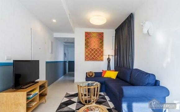 Bright apartment in Tel Aviv, Due Camere (51001), 005