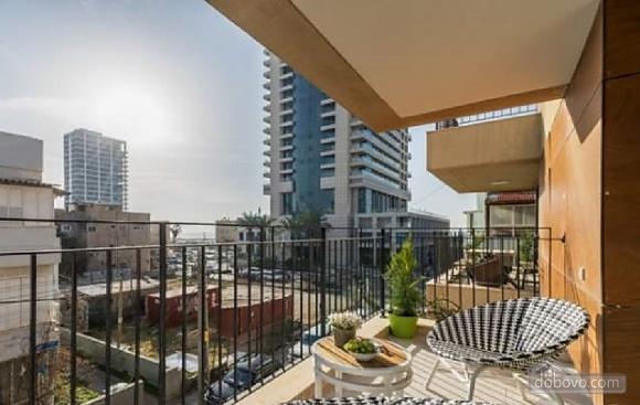 Bright apartment in Tel Aviv, Due Camere (51001), 002