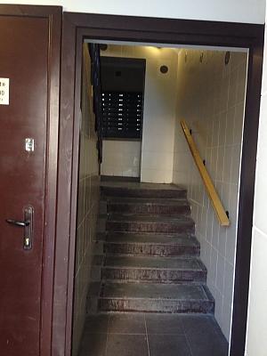 Квартира поруч зі станцією метро Лівобережна, 1-кімнатна, 009