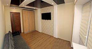 Двухкомнатная квартира люкс в центре, 2х-комнатная, 001