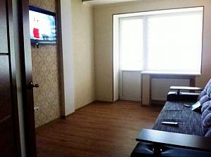 Двухкомнатная квартира люкс в центре, 2х-комнатная, 002