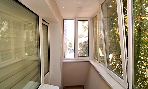 Двухкомнатная квартира люкс в центре, 2х-комнатная, 004