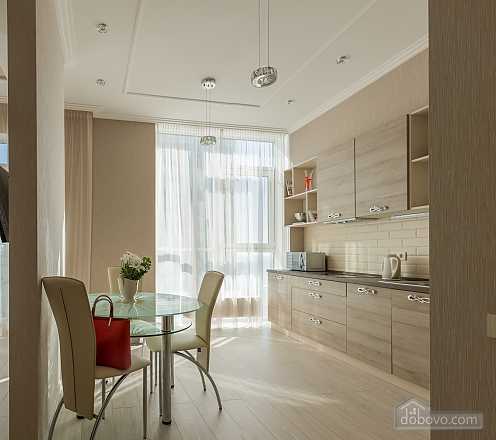 Квартира-студия в Аркадии с видом на море, 1-комнатная (23985), 004
