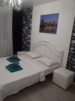 Excellent apartment on Obolon, Zweizimmerwohnung, 003
