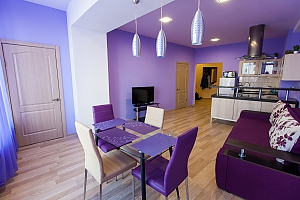 Апартаменты в Мост-Сити, 3х-комнатная, 004