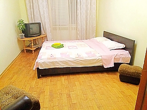 Apartment near bus and train stations, Zweizimmerwohnung, 001