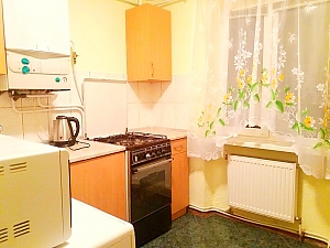 Apartment near bus and train stations, Zweizimmerwohnung, 003
