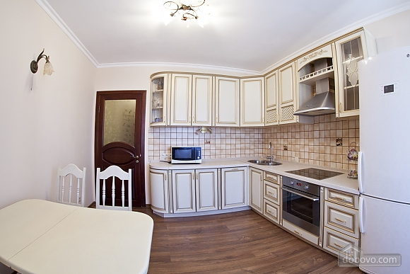Cosy apartment with view on Dnipro river and Holosiivskyi wood, Two Bedroom (10251), 012