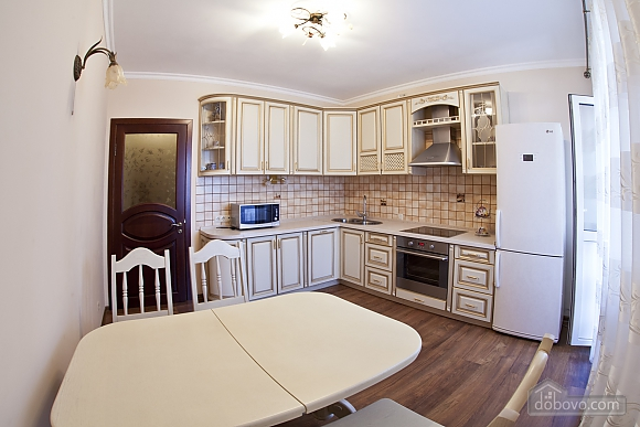 Cosy apartment with view on Dnipro river and Holosiivskyi wood, Two Bedroom (10251), 013
