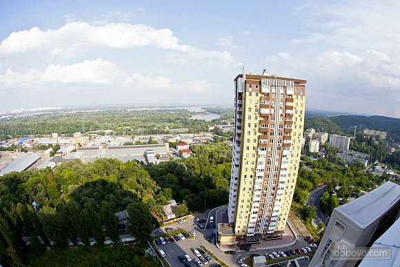 Cosy apartment with view on Dnipro river and Holosiivskyi wood, Two Bedroom (10251), 038