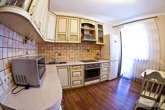 Cosy apartment with view on Dnipro river and Holosiivskyi wood, Two Bedroom (10251), 014