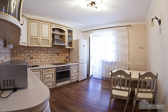 Cosy apartment with view on Dnipro river and Holosiivskyi wood, Two Bedroom (10251), 015