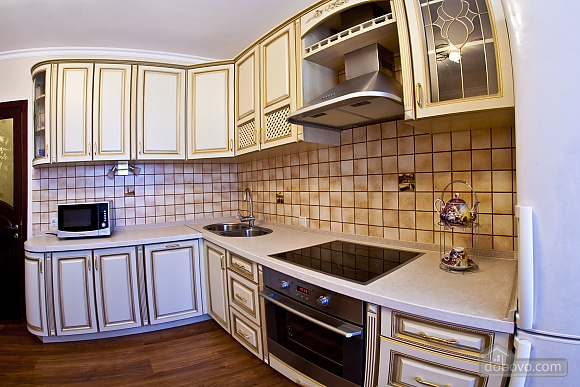 Cosy apartment with view on Dnipro river and Holosiivskyi wood, Two Bedroom (10251), 017