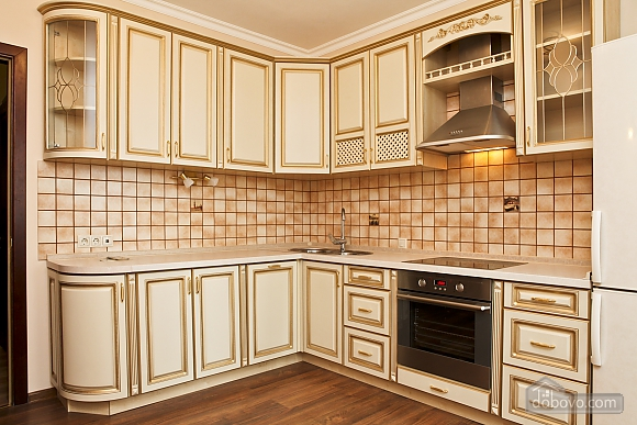 Cosy apartment with view on Dnipro river and Holosiivskyi wood, Two Bedroom (10251), 019