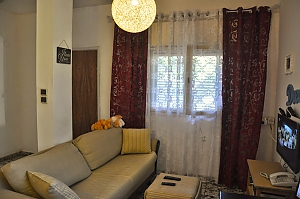 Квартира возле медцентра Ассута, 3х-комнатная, 021