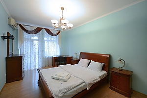Cozy spacious and comfortable apartment in the center of Kiev, One Bedroom, 001
