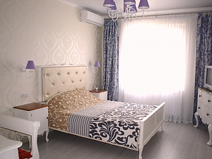 Beautiful apartment in residential complex Raiduzhnyi, Monolocale, 001