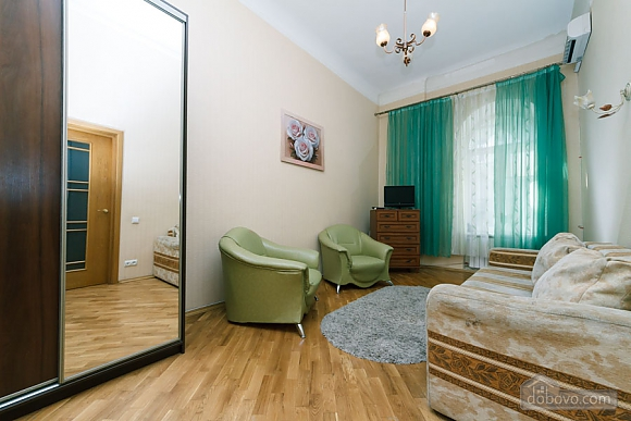 Luxe-apartment in the center of Kyiv, One Bedroom (32647), 002