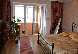 Apartment with a good view, Un chambre, 001