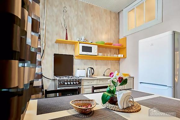Уютная квартира возле Майдана, 2х-комнатная (56824), 004