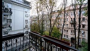 Apartment with Jacuzzi on Khreschatyk, Deux chambres, 018