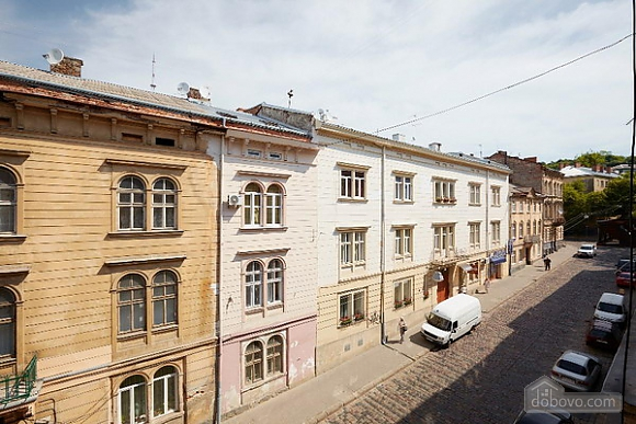 Classical Lviv apartment in the center, One Bedroom (16263), 005