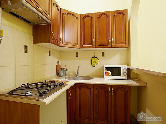 Classical Lviv apartment in the center, One Bedroom (16263), 006